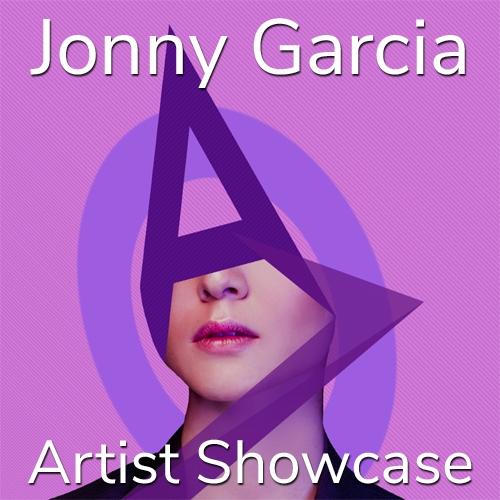 Jonny Garcia is Awarded an Artist Showcase Feature image