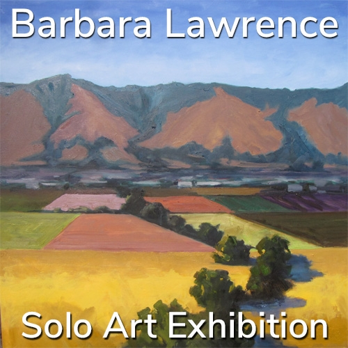 Barbara Lawrence is Awarded a Solo Art Exhibition image