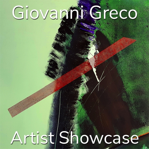 Giovanni Greco is Awarded an Artist Showcase Feature image