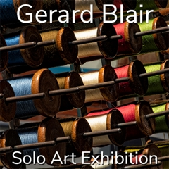 Gerard Blair is Awarded a Solo Art Exhibition image