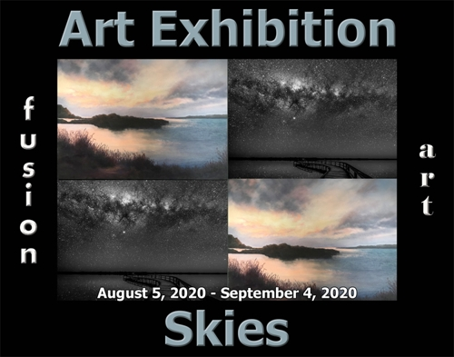 Fusion Art Announces the Winners of the 4th Annual Skies Art Exhibition image