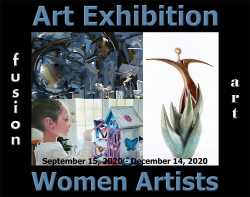 Fusion Art Announces the Winners of the 3rd Annual Women Artists Art Exhibition image