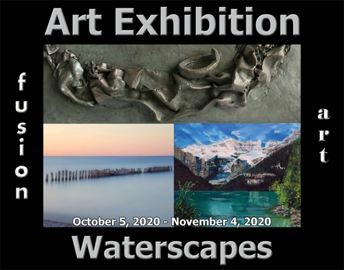 Fusion Art Announces the Winners of the 5th Annual Waterscapes Art Exhibition image