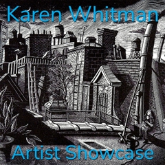 Karen Whitman is Awarded an Artist Showcase Feature image