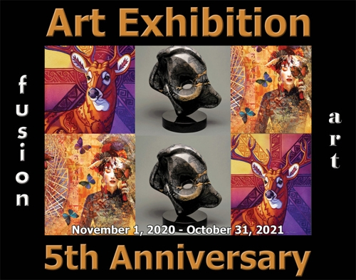 Fusion Art Announces the Winners of the 5th Anniversary Art Exhibition image