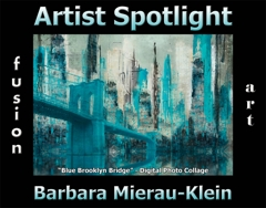 Barbara Mierau-Klein Wins Fusion Art's Artist Spotlight  Solo Art Exhibition for November 2020 image