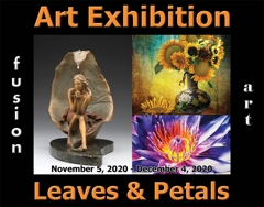 Fusion Art Announces the Winners of the 6th Annual Leaves & Petals Art Exhibition image