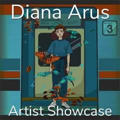 Diana Arus is Awarded an Artist Showcase Feature image