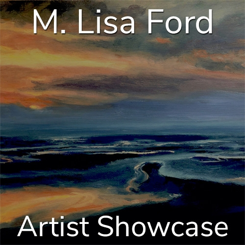 M. Lisa Ford is Awarded an Artist Showcase Feature image