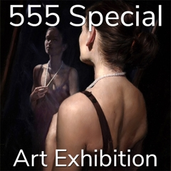 """3rd Annual """"555 Special"""" 2021 Art Exhibition Winning Artists Announced image"""