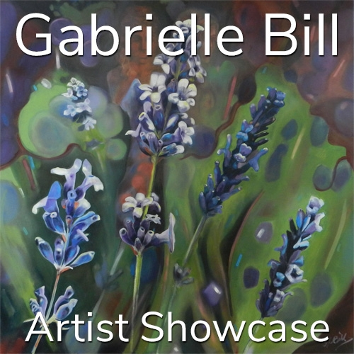 Gabrielle Bill is Awarded an Artist Showcase Feature image