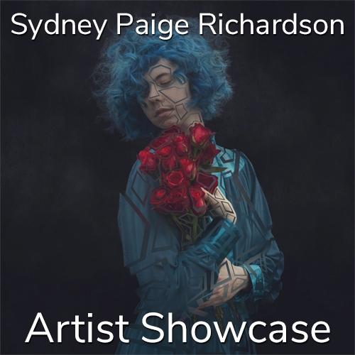 Sydney Paige Richardson is Awarded an Artist Showcase Feature image