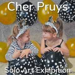 Cher Pruys is Awarded a Solo Art Exhibition image