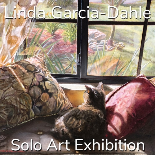 Linda Garcia-Dahle is Awarded a Solo Art Exhibition image