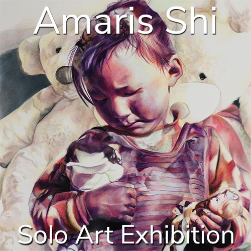 Amaris Shi is Awarded a Solo Art Exhibition image