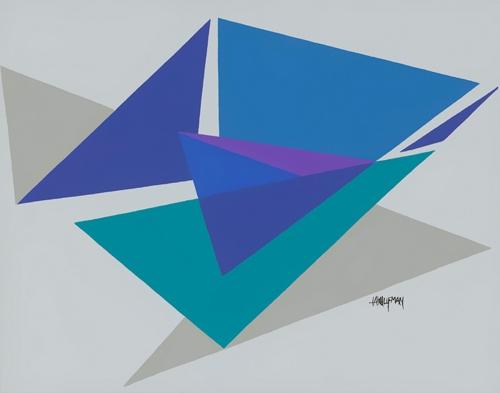 Fusion Artist Loretta Ana Kaufman to Exhibit in CICA Museum's Color 2021 image