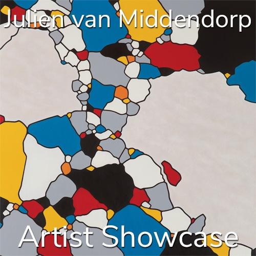 Julien van Middendorp is Awarded an Artist Showcase Feature image