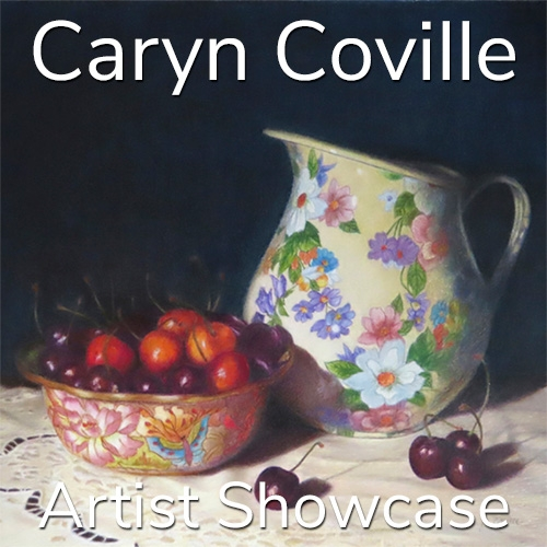 Caryn Coville is Awarded an Artist Showcase Feature image